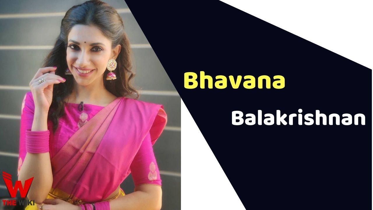Bhavana Balakrishnan (Sports Anchor)