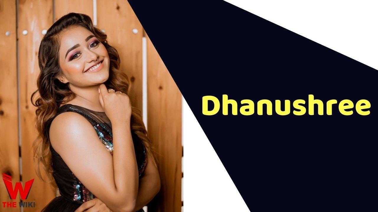 Dhanushree (Tiktok Star)