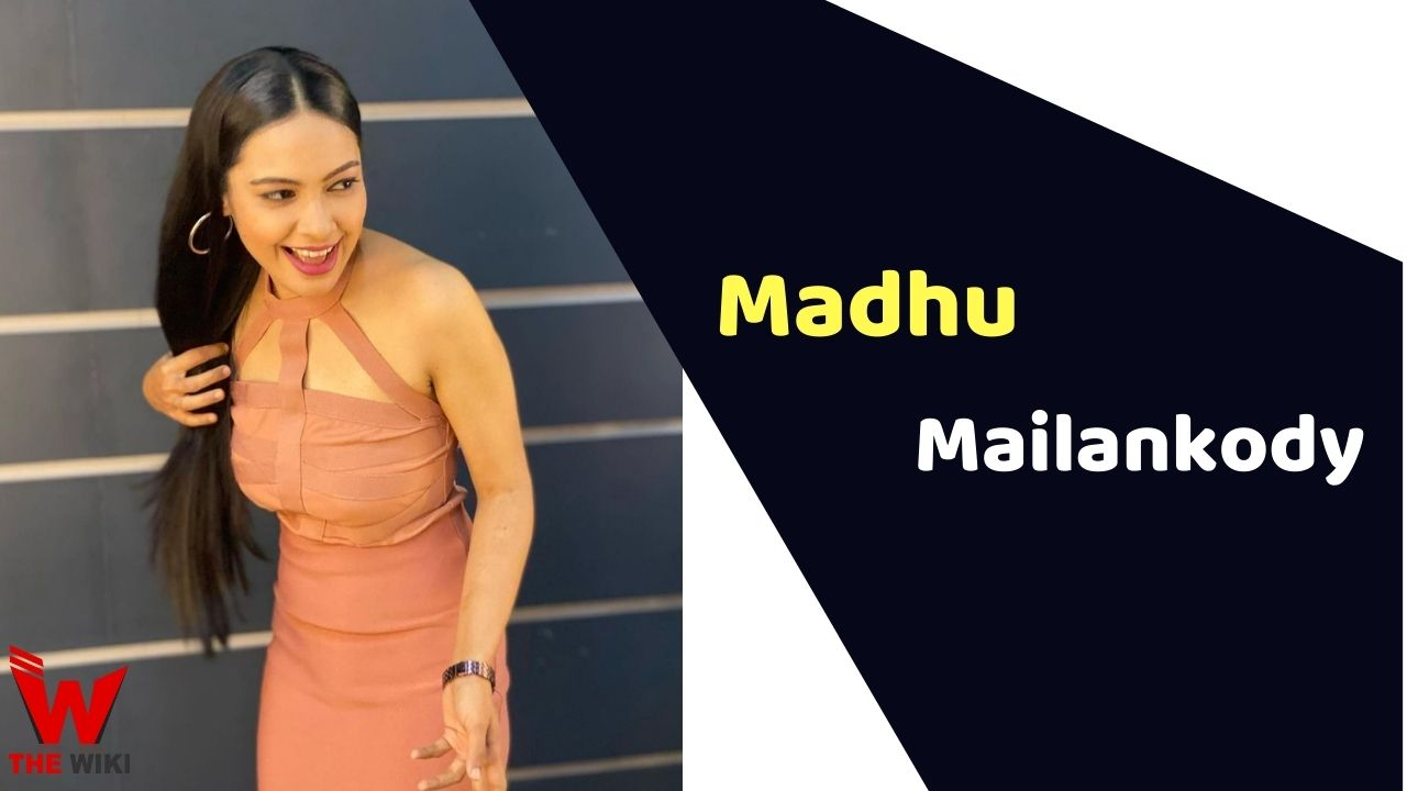 Madhu Mailankody (Sports Anchor)