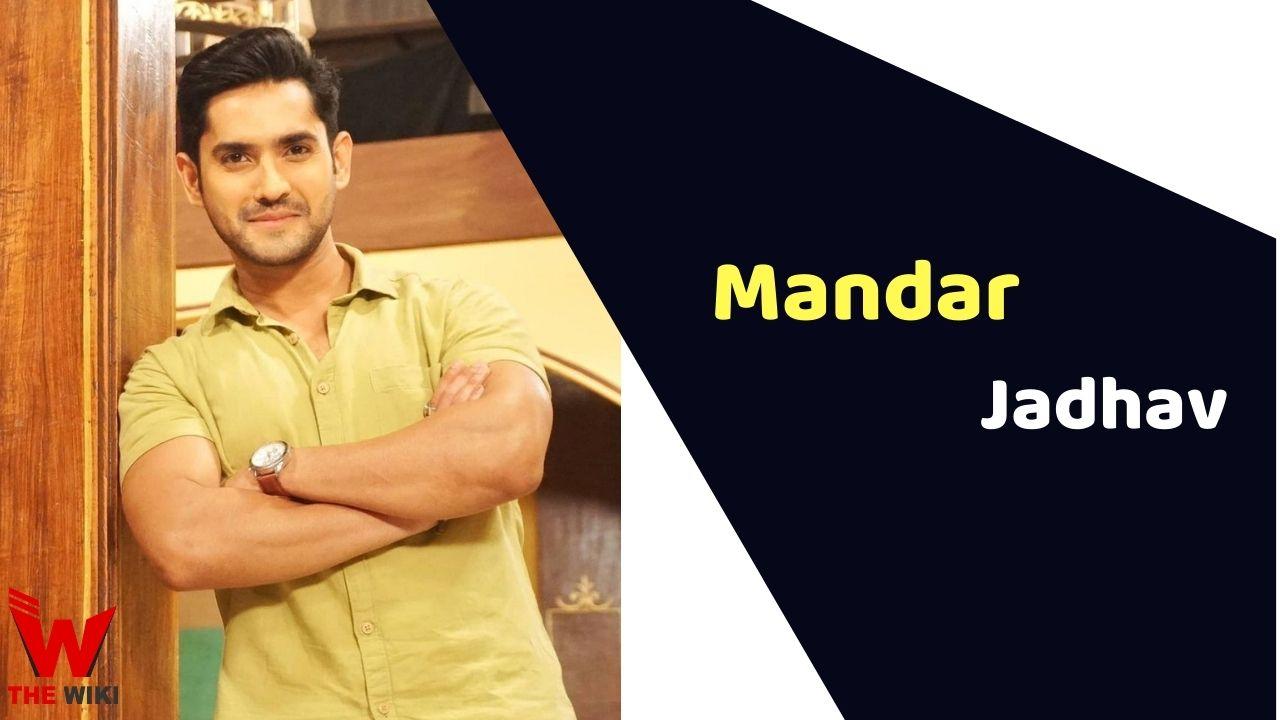 Mandar Jadhav (Actor)