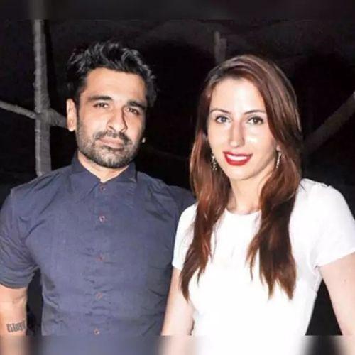 Natalie Di Luccio and Eijaz Khan