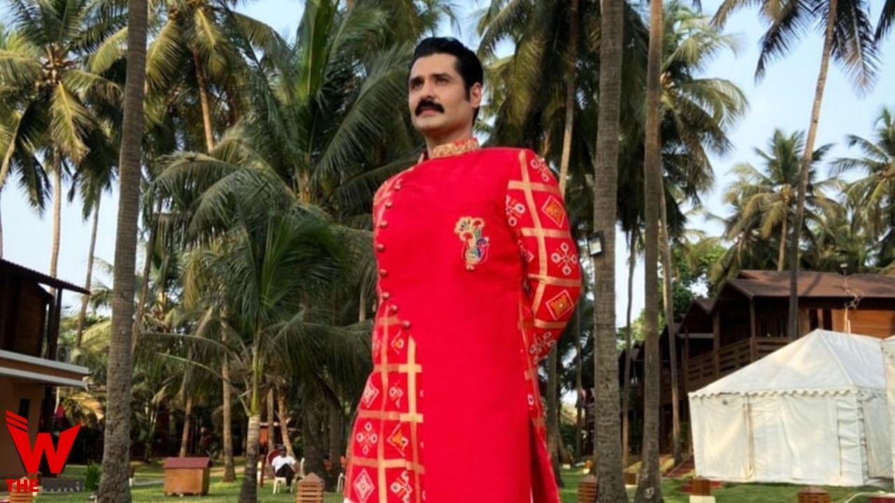 Pankit Thakker (Actor)