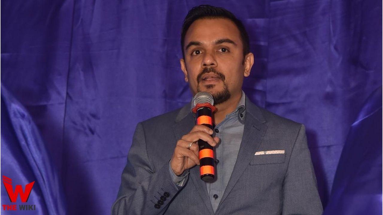 Radhakrishnan Sreenivasan (Sports Anchor)