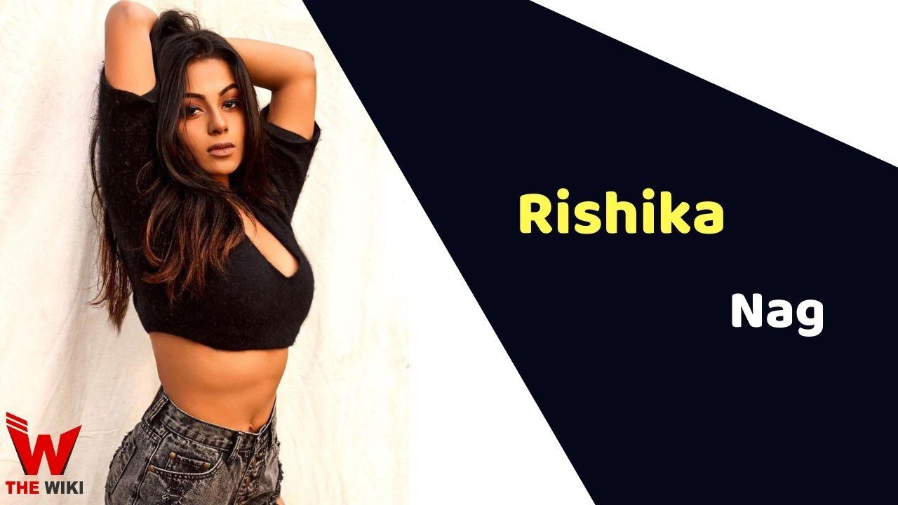 Rishika Nag (Actress)