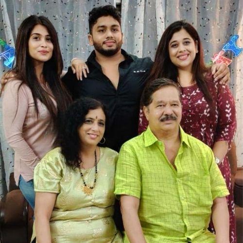 Ruchita Jadhav's Family