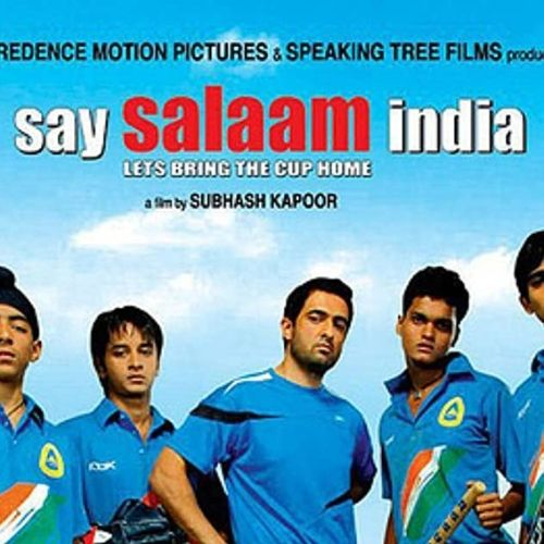 Say Salam India: Let's Bring the Cup (2007)