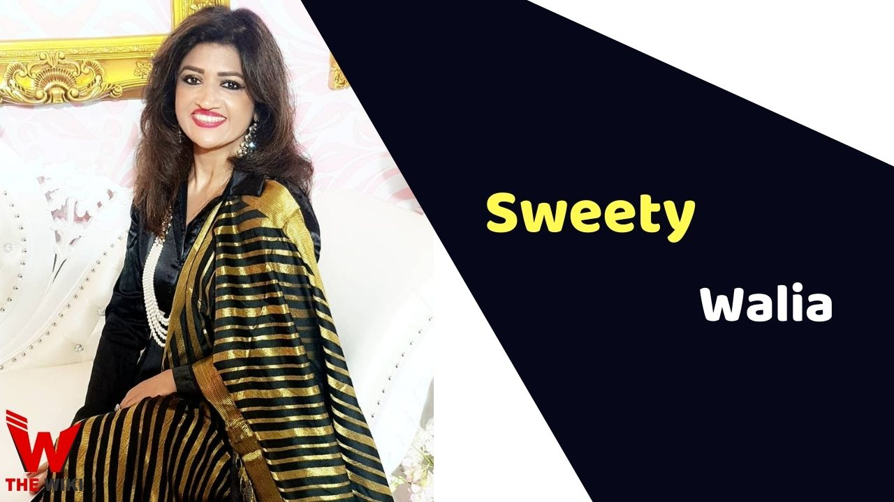 Sweety Walia (Actress)