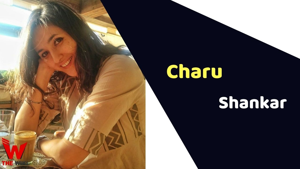 Charu Shankar (Actress)