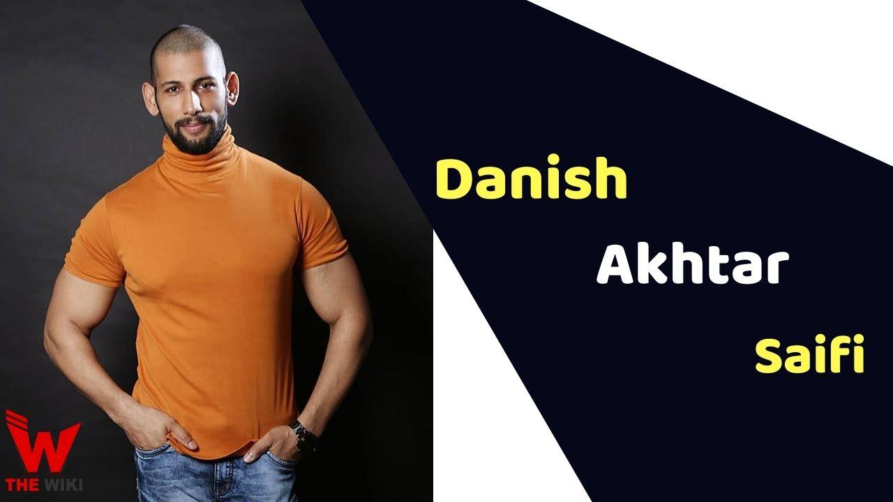 Danish Akhtar Saifi (Actor)