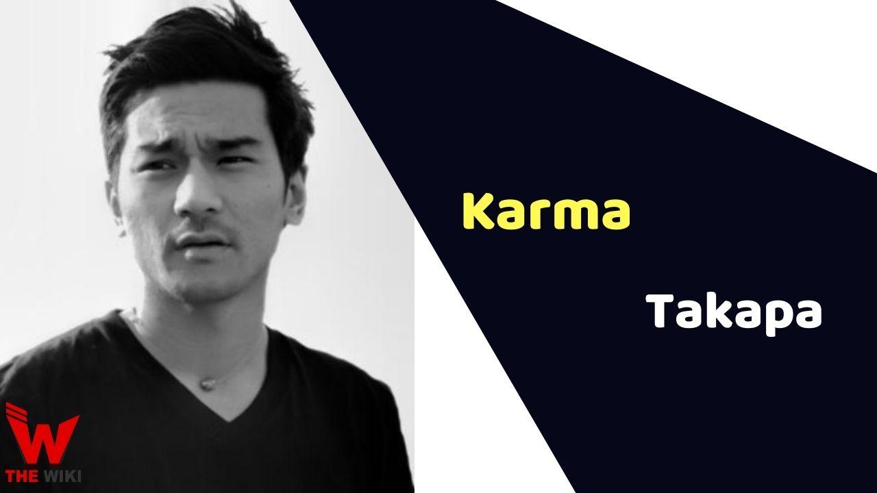Karma Takapa (Actor)