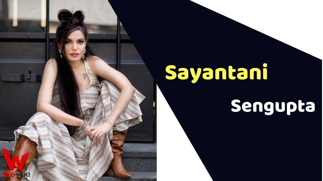 Sayantani Sengupta (Actress)