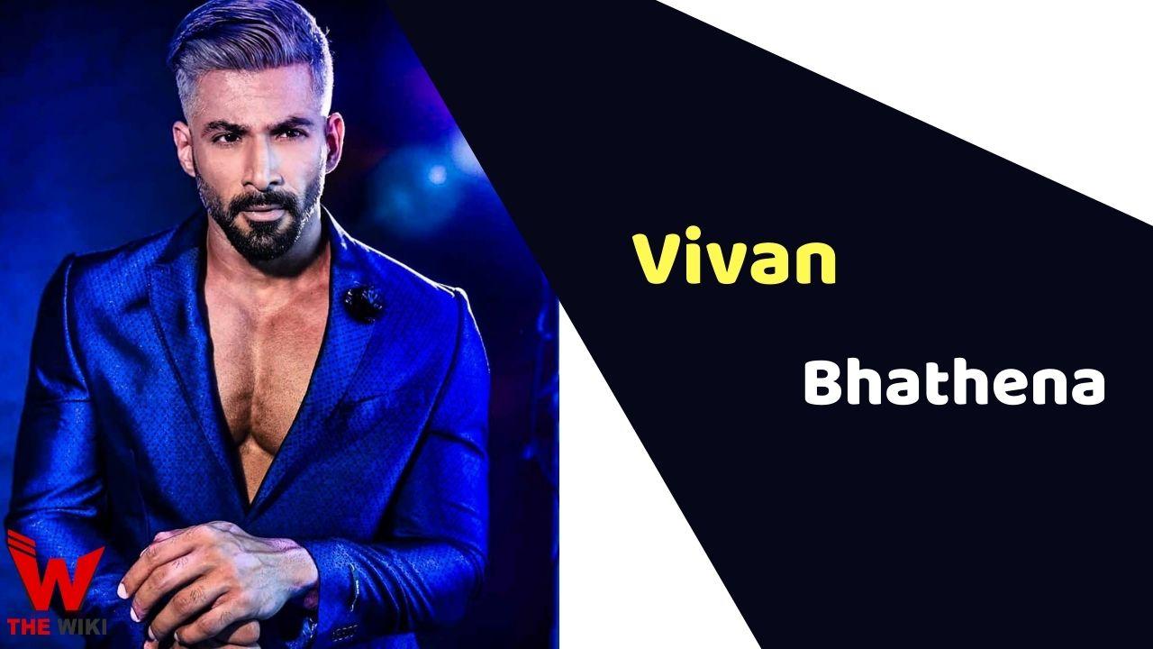 Vivan Bhathena (Actor)